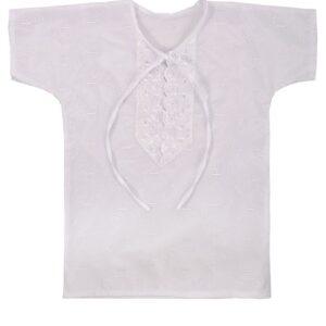 Рубашка крестильная r28